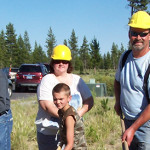 Newberry Habitat Breaks Ground For New Home In La Pine