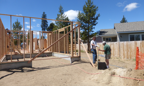Women's Build Day 2015